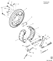 Any one got an assembly diagram for drum brakes on a 1989 chevy k1500