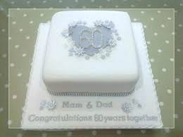 60th Wedding Anniversary Cake Designs Aseetlyvcom