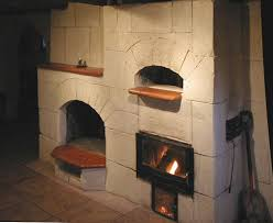 heater fireplace combo includes oven