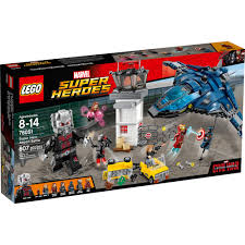 Marvel Bedroom Accessories Lego Super Heroes Super Hero Airport Battle 76051 Walmartcom