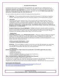 resume for graduate school examples resume examples grad school examples resume resumeexamples