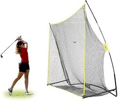 Amazon.com : PodiuMax 10x7ft Golf Hitting Net | Driving Range for Backyard  & Indoor | Also Suitable for Soccer, Baseball, Softball Practice : Sports &  Outdoors