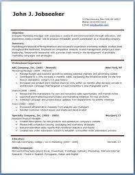 Free Resumes Templates All Best Cv Resume Ideas