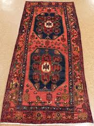 emerald green persian rug tribal hand knotted wool rose blue oriental 4 green oriental rug