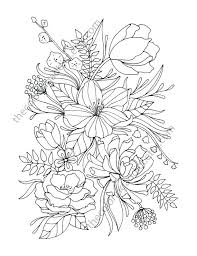 Botany Coloring Pages Mistersofpuertoricoinfo
