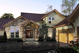 small rustic modern house plans sea