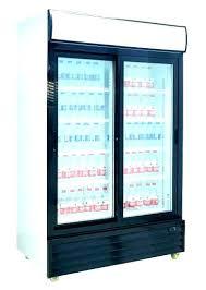 commercial frigidaire refrigerator troubleshooting glass front freezer freezers three door smart home ideas