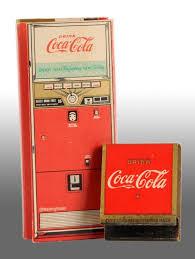 Coca Cola Vending Machine Radio Inspiration Cardboard CocaCola Westinghouse Vending Machine