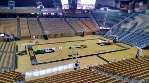 Mizzou Stadium Seating Chart Mizzou Arena Section 114 Rateyourseats Com