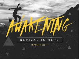 Church Revival Images Awakening Revival Is Here Church Powerpoint Powerpoint Sermons