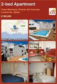2 Bed Apartment In Casa Montana, Puerto Del Carmen, Lanzarote, Spain ▻