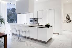 White Kitchen Tile Floor Beauty Of Simplicity Kitchen Design With Traditional Tile Floor