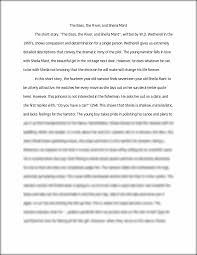 bass the river and sheila mant essay the bass the river and sheila mant essay