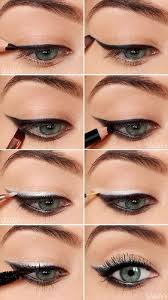 50 simple eye makeup tutorial for beginner via
