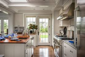 Hgtv Kitchen Designs 2015 Stunning White Kitchen With French Doors Hgtv