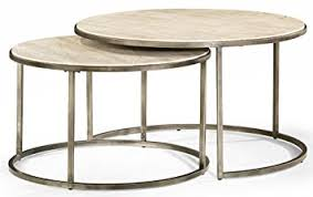 nesting tables. Hammary Round Nesting Table Tables