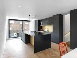Floorco Design Center Dark Kitchens Always Look Great Against Wooden Flooring In