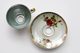 holes drilled in tea cups
