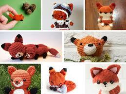 Fox Crochet Pattern Free