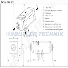 webasto airtop 2000 wiring diagram webasto image volkwagen webasto vw heater air top 2000 stc t5 external 4112565b on webasto airtop 2000 wiring