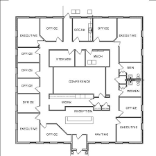 design office floor plan. Office Floor Plan Design Photo - 9
