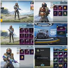 PUBG Mobile Accounts for Sale - Buy ...