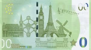 Wussten sie, dass die beiden deutschen gelddruckereien, giesecke & devrient und die bundesdruckerei berlin, den. 0 Euro Memoeuro Und Kein Ende