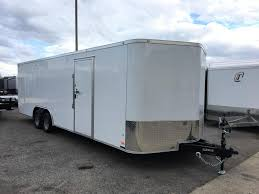 inventory trailer world of bowling green ky new and used 2017 cw 24 enclosed vnose car trailer 7k gvwr