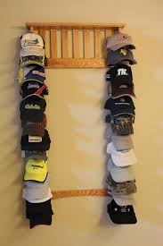 baseball hat rack for walls