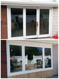 3 lite casement window conversion