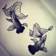 Fish Tattoo Designs Dotwork Tattoo Style тату татуировки и