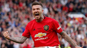 David Beckham to mentor young footballers in new Disney+ series   Ents &  Arts News