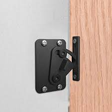 sliding barn door locks. Perfect Door CCJH Sliding Barn Door Lock Gate Pocket Wood Latches Black Inside Locks