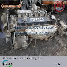 Used Japan Engine Export Nis San Td42 Turbo No-turbo - Buy Used Nis ...