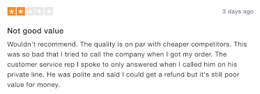 restaurant review examples 8 tips for writing great customer reviews trustpilot