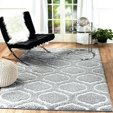 navy blue moroccan trellis rug area rugs carpet off white modern gray