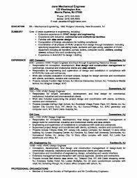 Disney Resume Template Mechanical Engineer Resume Template Best Of Mechanical Engineering 3
