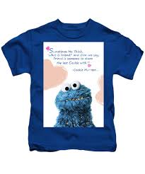 Friendship Is Cookie Monster Cute Friendship Quotes 5 Kids T Shirt