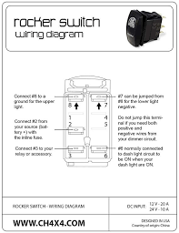 carling lighted switch wiring diagram wiring diagrams