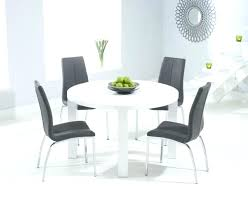white round dining table set elegant and chairs uk se