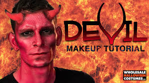 you might have been born with devilishly good looks but going full on demonic isn t as easy as it seems some could argue that satan is more about the