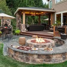 Designs For Backyard Patios Extraordinary Best 20 Patio Ideas On Design For Backyard