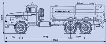Реферат Автомобильные транспортные средства для транспортирования  Автомобильные транспортные средства для транспортирования и заправки нефтепродуктов