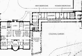 West Wing 1945 White House Pinterest West wing