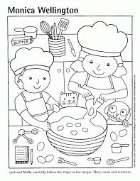 Small Picture Cooking Coloring Pages To Download And Print For Free Coloring Home