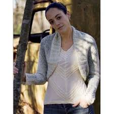 Free Shrug Knitting Patterns Enchanting Ladies' Shrugs Boleros Knitting Patterns Planet Purl