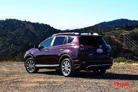 2016 Toyota RAV4: A Better, Quieter SUV Aiming to be Compact ...
