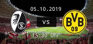 Krasser vorfall auf der tribüne! Bvb Spielt Auswarts Gegen Sc Freiburg Fussball News De