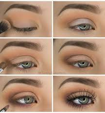 beginners makeup 16 easy step by step eyeshadow tutorials for beginners 9