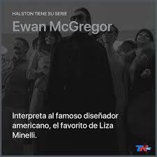 Ewan McGregor plays famous designer Halston, the darling of Jackie ...